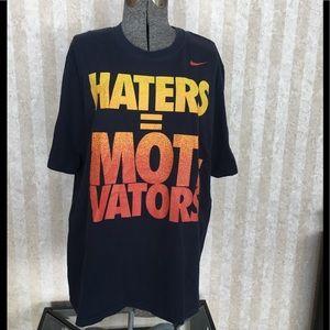 Nike Shirts - Men's Nike dri-fit cotton tee.